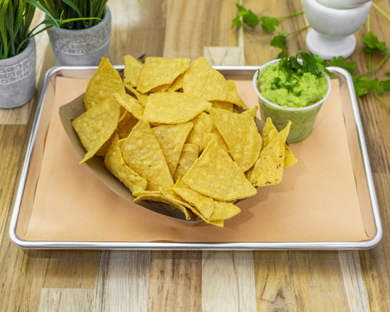 Casa Taqueria Chips and Guacamole