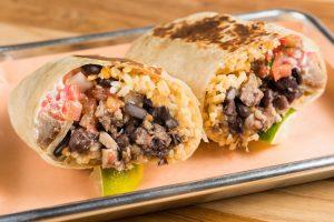 Mexican Dinner or Lunch Burrito Casa Taqueria