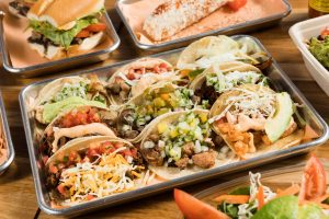 Casa Taqueria Tacos available in FiDi